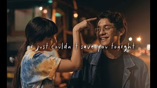 Download I Just Couldn't Save You Tonight (Cover) / Ardhito Pramono and Aurelie Moeremans (OST Story of Kale)