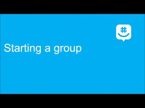 How do I start a group in GroupMe? – GroupMe Support