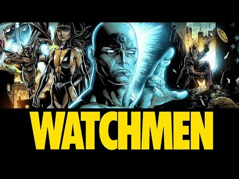 How Watchmen Ruined Superhero Comics