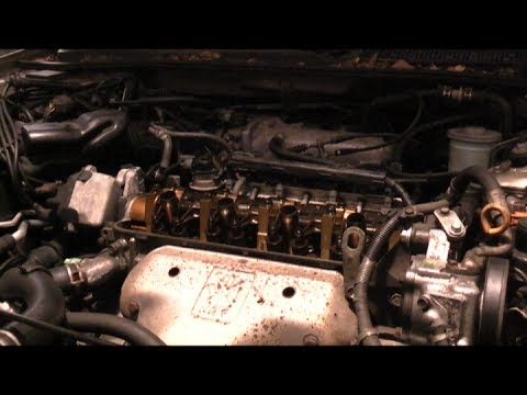 honda accord valve cover gasket replacement
