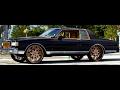 Vehicle Showcase - Chevy Caprice landau on black and rose gold Forgiato wheels