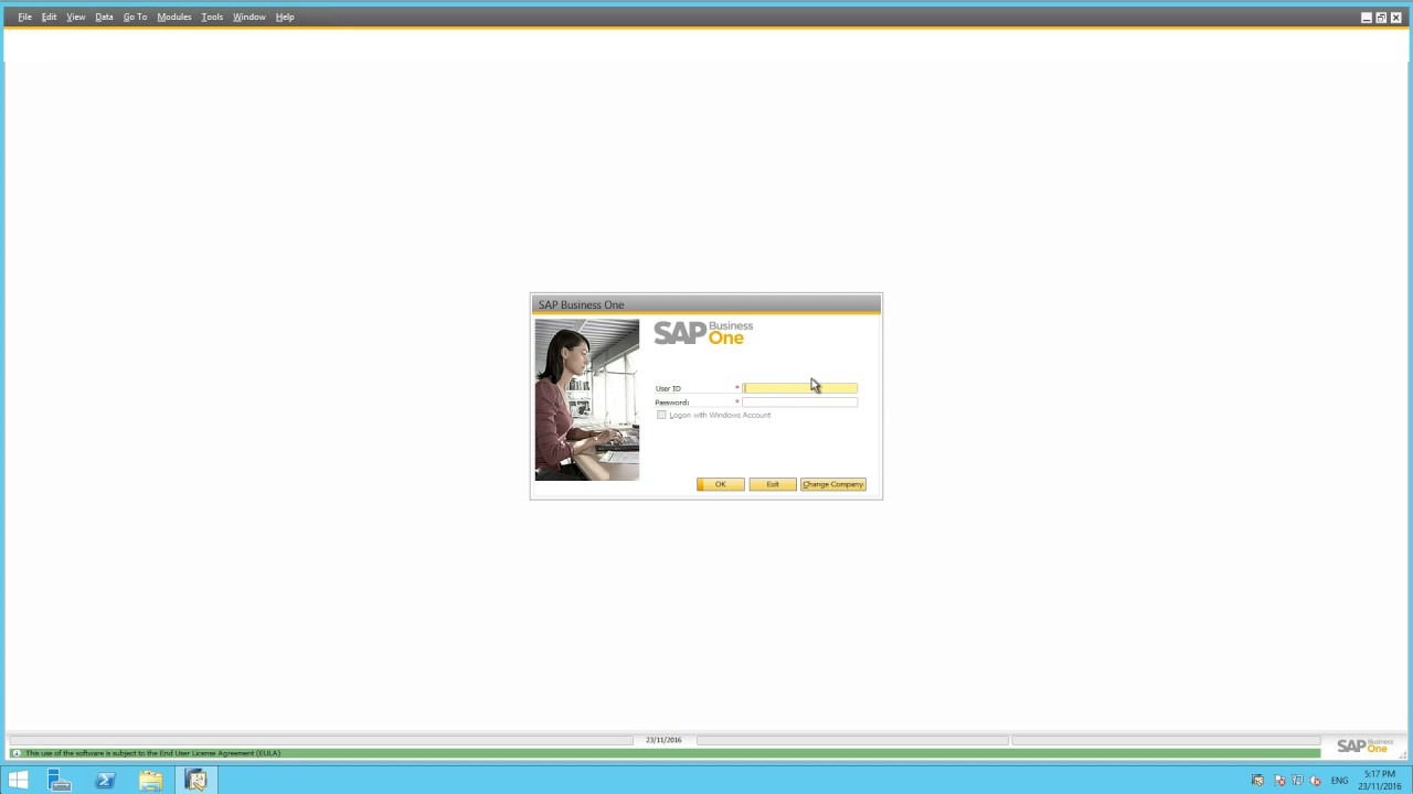 Learn SAP Business One - Installing the Client on RDS/Workstation