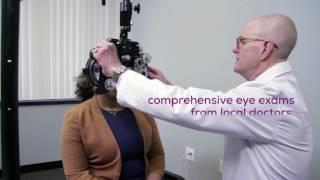 The EyeMed Pop-Up Clinic