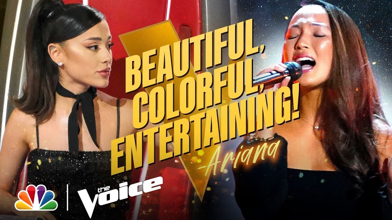 """Download Sixteen-Year-Old Sophia Bromberg Sings Conan Gray's """"Heather""""   The Voice Blind Auditions 2021"""