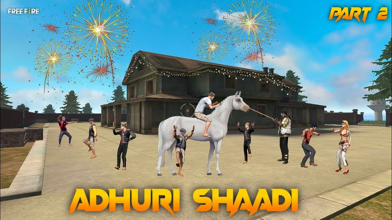 Adhuri Shaadi Part 2 [अधूरी शादी] Free fire Story Emotional Story in Hindi || Free fire Story