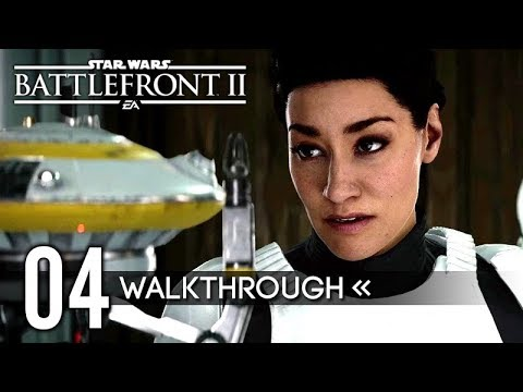 STAR WARS: Battlefront 2 | Story Campaign Walkthrough | PART 4 - Bespin / Sullust