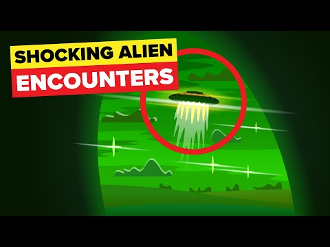 US Military Shocking Alien Encounters In Iraq Revealed