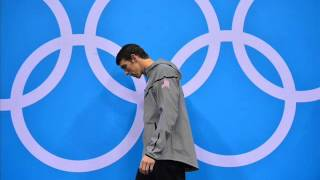 Michael Phelps Sets Olympic Medal Record, U.S. Wins Men's 4x200m Freestyle Relay