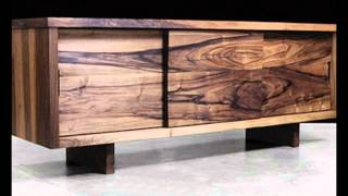 Modern Living Room Furniture Made Of Solid Wood And Exotic Color