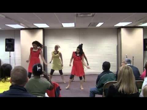 2012 Indiana Fine Arts Worship Dance Troupe Elevate