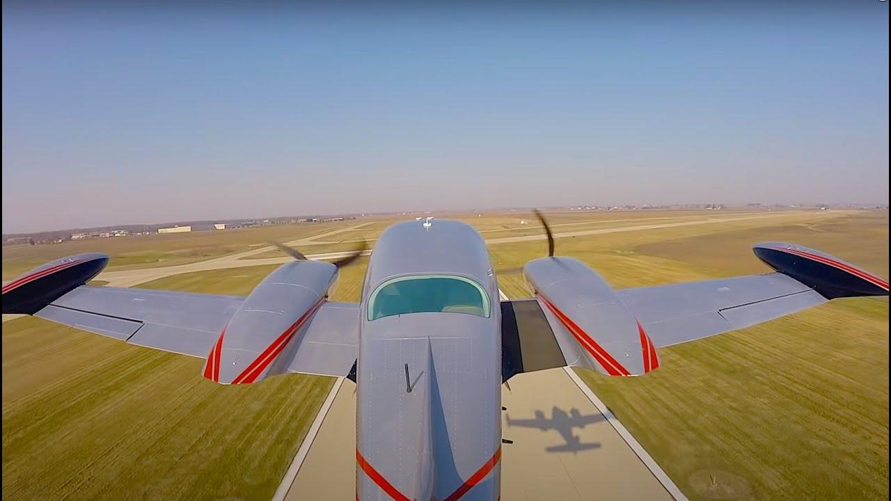 Pre-Sun 'n Fun Shakedown Flight