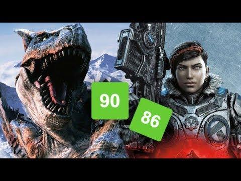 Gears 5 & Monster Hunter World Iceborne Get Fantastic Reviews - Inside  Gaming Daily