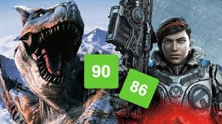 Gears 5 & Monster Hunter World Iceborne Get Fantastic Reviews - Inside Gaming Daily