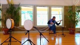 RICH GOODHART - Cosmi-Sonic Trance Banjo(Improv#3)