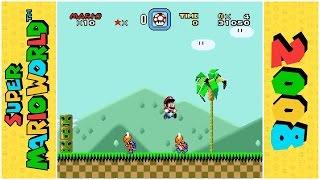 Mario and the Secret Emeralds (Public Beta) | Super Mario World Hack