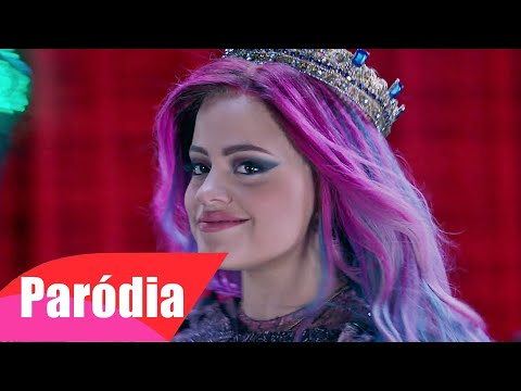 DESCENDENTES 3 - Queen Of Mean (Sarah Jeffery)   PARÓDIA