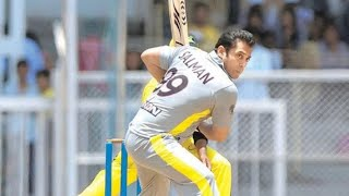 dabangg 3 | salmankhan | Playing Cricket | Ind v/s WI | 1 st one day cricket