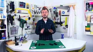 Видеоурок 1. Как сделать электрошокер в домашних условиях?(Делаем электрошокер дома), 2016-02-25T13:06:14.000Z)