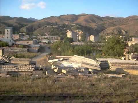 Arriving To Vanadzor, Armenia