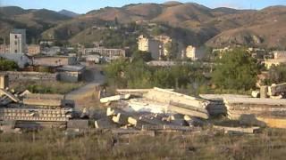 Arriving to Vanadzor, Armenia(Arriving with the Yerevan-Batumi train to Vanadzor, Armenia. Vanadzor is the 3rd largest city of Armenia. Érkezés a Jereván-Batumi vonattal Vanadzorba, ..., 2011-09-13T20:16:12.000Z)