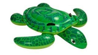Inflatable Turtle Raft   Intex 56524EP