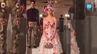 Así se vivió el desfile de Dolce & Gabbana en la CDMX