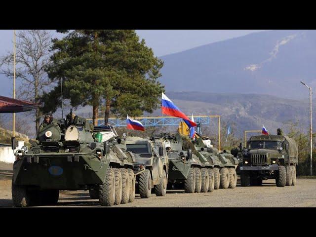 Российские миротворцы отлично справляются со своими обязанностями в Нагорном Карабахе