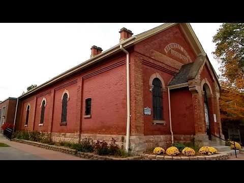 HISTORICAL North York Registry Office in Newmarket Ontario