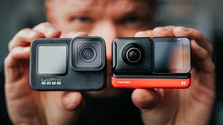 GoPro Hero 9 vs Insta360 ONE R - End of action cameras...