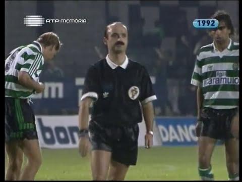 09J :: Boavista - 0 x Sporting - 0 de 1992/1993