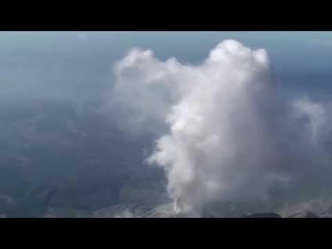 Erupting Volcano — Santiaguito
