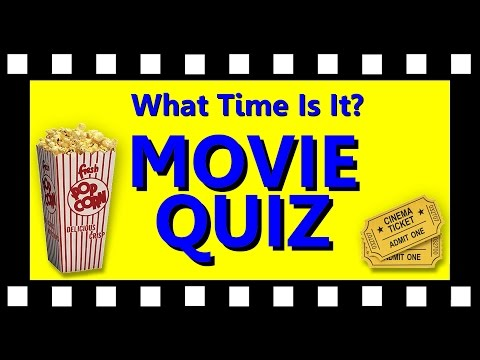 Movie Quiz - With Answers - Name The Films
