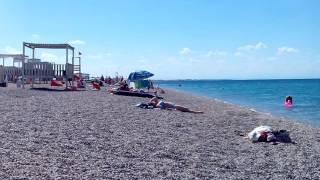 Евпатория 2016 новый пляж(Конечная маршрутки #6., 2016-07-08T13:52:59.000Z)