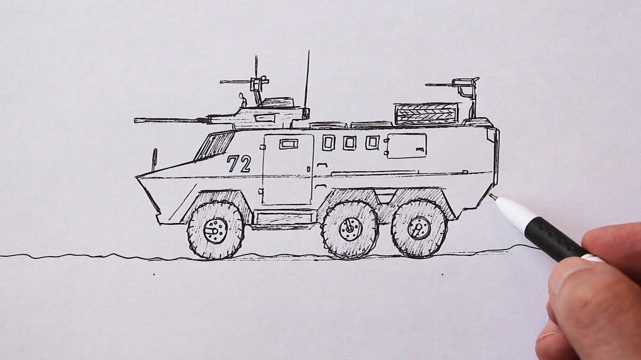 Как нарисовать брони транспортер суппорт т5 задний фольксваген транспортер