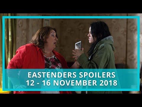 EastEnders Spoilers | 12th - 16th November 2018