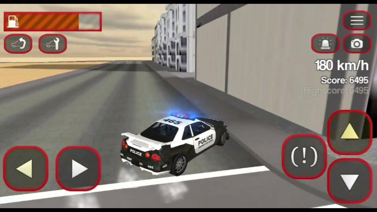 لعبة اطفال سيارات شرطة - العاب اطفال سيارات - شرطة الاطفال - سيارات شرطة اطفال | kids games