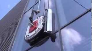 Automated Facade Cleaning System - GEKKO Facade cleaning capabilities
