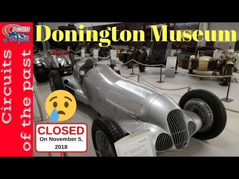 Donington Museum - Grand Prix Collection of Tom Wheatcroft