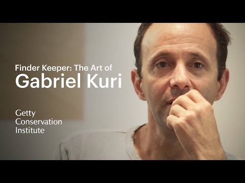Finder Keeper: The Art of Gabriel Kuri
