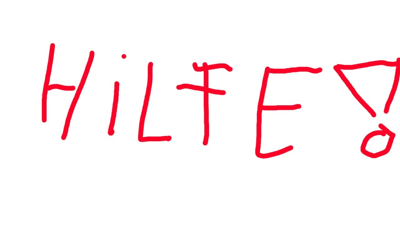 Ich brauche HILFE! Event für die Pocket Edition ist auch am Start :P