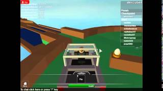 roblox ep 2 jeep obstical course 2