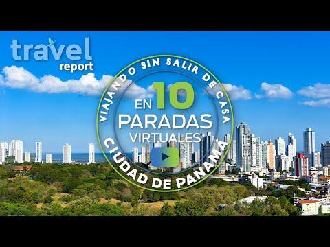Panamá en 10 paradas virtuales