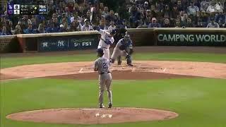 Yu Darvish 7 Ks vs Cubs | Dodgers vs Cubs Game 3 NLCS