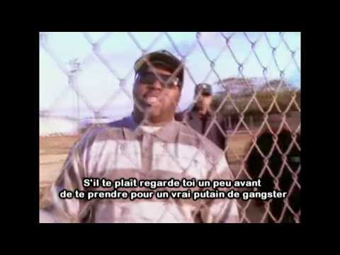 Eazy-E - Real Muthaphuckkin G's [Traduction]