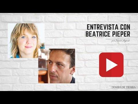 """Entrevista con Beatrice Pieper: """"Mucha gente no puede dejar de creer en papá Estado y mamá Sani"""