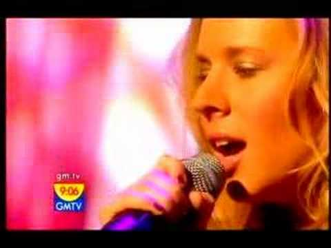 Lucie Silvas - Don't Look Back (Live @ GMTV)