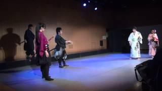 Samurai Performance Team 侍殺陣パフォーマンスチーム偉伝或〜IDEAL〜 ...