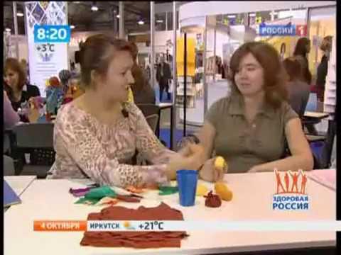I Фестиваль беременных.  Телеканал «Россия»