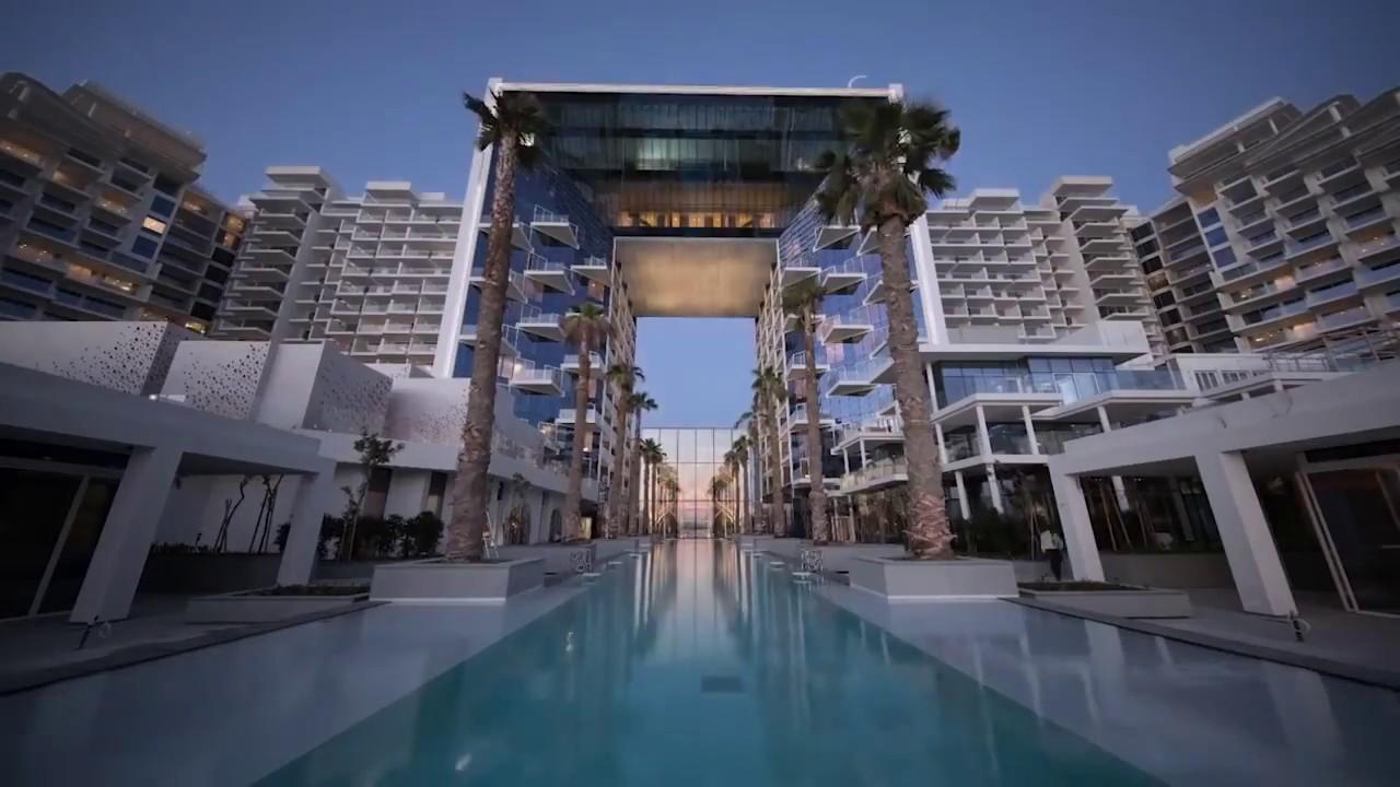 Five completes construction of five dubai palm jumeirah for Dubai palm hotel dubai