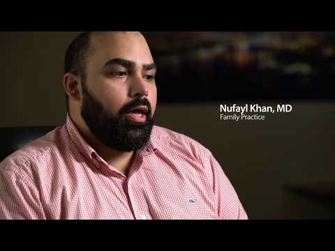 Meet Dr. Nufayl Khan, MD